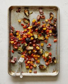 Roasted Vegetable Wi