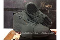 sale retailer 7acca f46e8 Air Jordan 12 Wool Release Date Sneaker Bar Detroit Men 2016