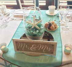 Sweetheart Details! #beachwedding #catamaranresort