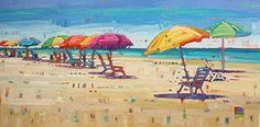 Beach Brellas, by Rene Wiley