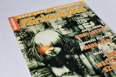 """Magazine cover """"Nowa fantastyka"""" -  January 2003 / Okładka czasopisma """"Nowa fantastyka"""" - Styczeń 2003"""
