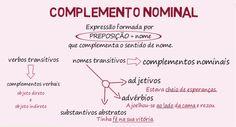 complemento nominal vsc