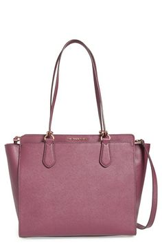 56efb89f44d MICHAEL Michael Kors MICHAEL Michael Kors  Large DeeDee  Convertible Tote  available at  Nordstrom