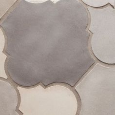 Arabesque Malaga Cement Tile #Masterbathrooms