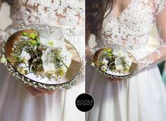Bukiet ślubny Bloomi