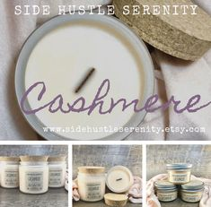 🕯CASHMERE... I'll Take 2,✌🏻🕯Scented Soy Candle | 12oz Wood WIck Candle | Cozy Candle Scent | Minimalist Candle | Calming Candle | Gratitude Gift Idea | Romance www.sidehustleserenity.etsy.com Wood Wick Candles, Mini Candles, Jar Candles, Soy Candle, Glass Candle, Scented Candles, Glass Jars, Minimalist Candles, Soft Blankets
