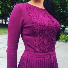 """Купить Платье машинной вязки ,, Ирен"""" - купить платье, купить вязаное платье"""