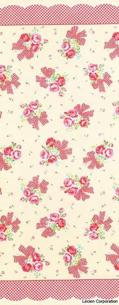 NEW 2013 Lecien Fabrics Old New 30's Large by WhimsyQuilts on Etsy, $11.00