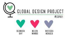 Global Design Project #GDP021 #stampinup #globaldesignproject