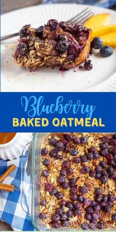 You will want to add this one-dish healthy breakfast to your meal-prep plan. Perfect for getting the kids off to school in the morning as it can be made ahead and refrigerated for 3 days.