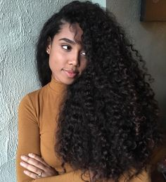 See this Instagram photo by @vic_toryy • long natural hair. Long curly hair. Natural hair. Curly hair.