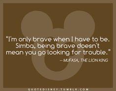 Mufasa-The Lion King