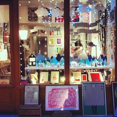 Passage du Grand Cerf in the 2nd, a long and narrow gallery of creative shops. Though I wasn't the only shopper, part of me felt like I had happened upon an untouched jewel. If I share this spot today it's because I know it will charm those seeking...