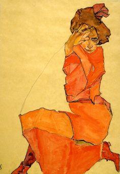 di Egon Schiele