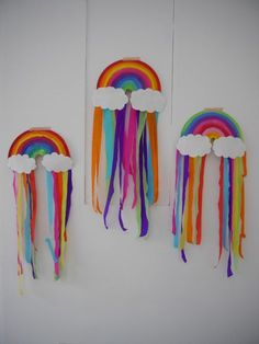 Rainbow pictures decoration - rainbow diy rainbow diy rainbow diy Welcome to our website, We hope you are satisfied with the cont - Rainbow Diy, Rainbow Crafts, Kids Crafts, Diy Home Crafts, Photo Arc En Ciel, Decoration Photo, Decoration Pictures, Mobile Craft, Diy Y Manualidades