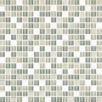 All prices are quoted per square foot. COLOR: CLARO / MADURO/ OSCURO / TEMPEST Description The Westwood series is offered in a glass and stone mix in ½''x ½'' mosaic. In applications where a smaller g