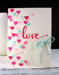 Love You 4EVER- The Write Stuff: Love Story stamp set from Winnie & Walter created by Vanessa Menhorn (Wings of a Butterfly blog) @Winnie_walter #winniewalter www.winniewalter.com