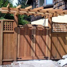 images about Japanese fencegate on Pinterest