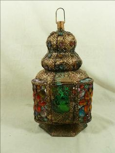 Moroccan Decorative Lamp.. I'm obsessed with lanterns! Lol