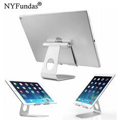 Find More Stands Information about NYFundas Adjustable Multi Angle Aluminum Slim Stand For iPad Mini 3 4 Air Pro Desktop Tablet Mount Holder For Cube Chuwi Ainol,High Quality Stands from Neuss Store on Aliexpress.com