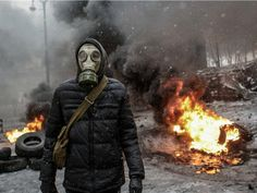 Ukraine Protests Spread to Other Major Cities. US Embassy Surrounded. Nuclear Stations go on Alert! | ~II~ THE WATCHTOWERS ~II~
