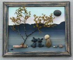 Check out this item in my Etsy shop https://www.etsy.com/listing/455436642/pebble-art-rock-art-dogs-pebble-painting