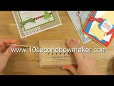 10 Second Bow Maker