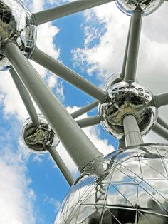 Atomium # Bruxelles - my mobile phone background for the last month and a half;)
