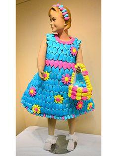 Peeps Dress #expressyourpeepsonality