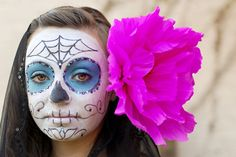 Día de Los Muertos (Day of the Dead) Celebration and Marigold Muerte Drink (a guest post)