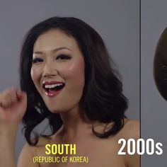 Watch 100 Years Of Korean Beauty In 1 Minute