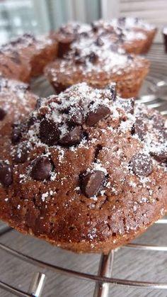 İrmik Hanım'ın Fransız Tatlıları: Çikolatalı Muffin