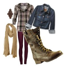 """""""Fall Weekend"""" by qcjohnson on Polyvore"""
