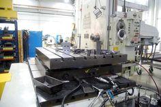 "4"" DEVLIEG CNC JIG MILL - Rebuilt & Retrofit / Tool Holders"
