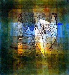 Catmota — Dancer (1932) Paul Klee