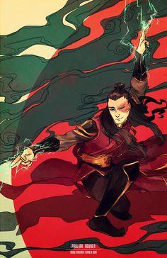 By nyriikos on Tumblr Avatar Aang, Team Avatar, The Last Avatar, Avatar The Last Airbender Art, Avatar Fan Art, Fanfiction, Prince Zuko, Avatar Cartoon, Avatar World