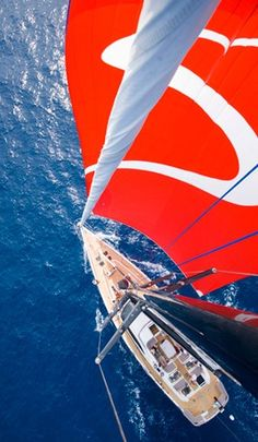 Sailing the high seas... What could be more adventurous, more luxurious?! #LuxuriousLifestyle