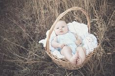 Creative Bella Photography / Sunshine Coast Photographer / farm / country / vintage / baby / basket