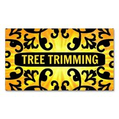203 Best Tree Trimmer Business Cards Images In 2018