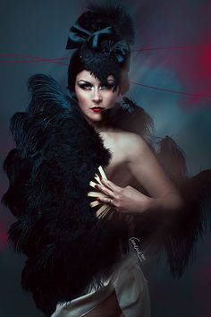 Portrait Photography by Elena Zanotti