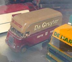 de Gruyter - Modelwagen