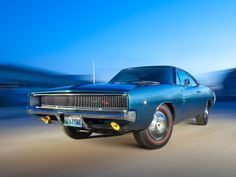 '68 Dodge Charger R/T 426 Hemi