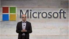Microsoft shares at new high as cloud focus pays off