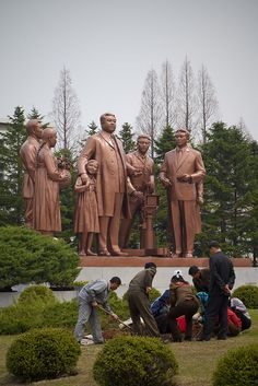 Pyongyang Film Studio - North Korea