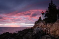 15 Enlightening National Park Lighthouses, from Maine to California | National Park Foundation