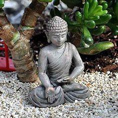 Blessing Buddha | Teelie's Fairy Garden Store