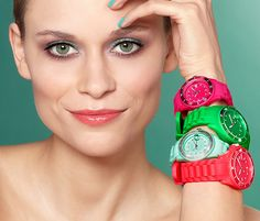 """#Zegarek na rękę """"Stylowe kolory"""" #tchibo"""