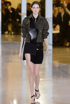 Anthony Vaccarello 2016 Spring / Summer