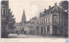 Breda - Gasstraat - 1886