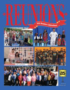 Read online now! Family Tree Cakes, The Reunion, High School Classes, 60th Anniversary, Reunions, Number 2, Reading Online, September, Magazine